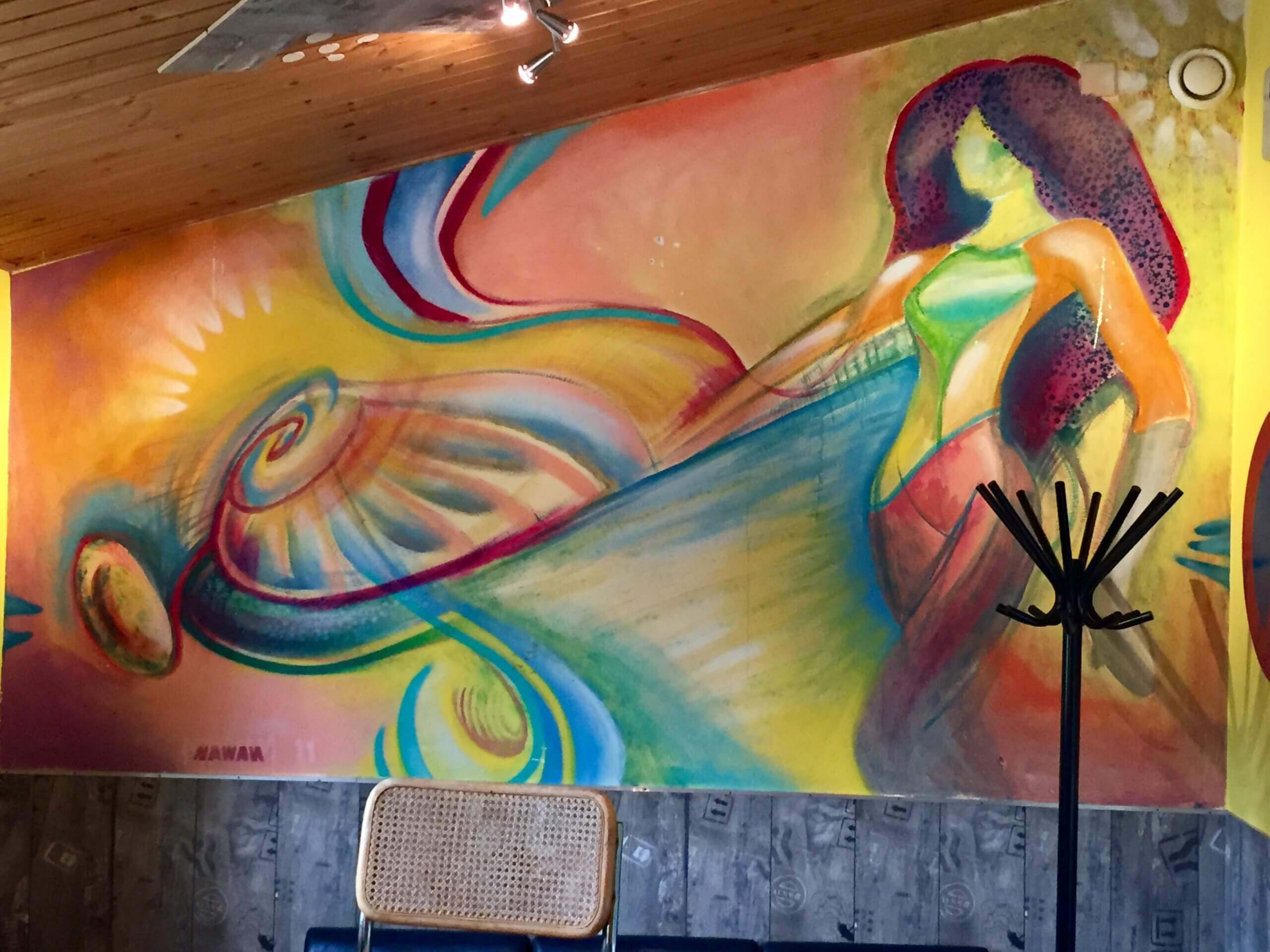graffiti-seniorenlokaal