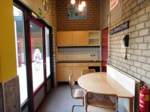 Seniorenlokaal - Keuken